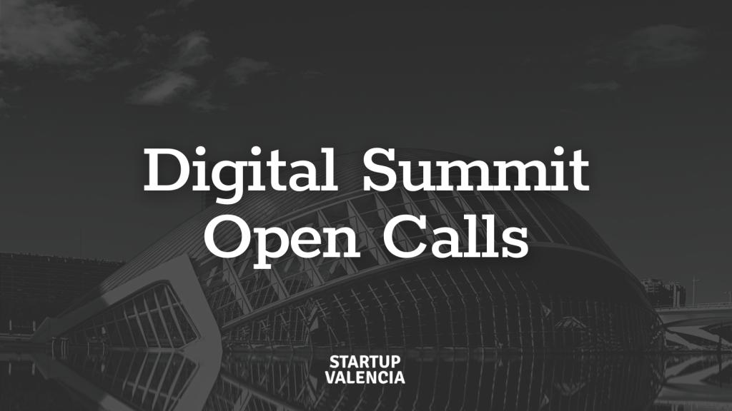 Startup Valencia Digital Summit 2021